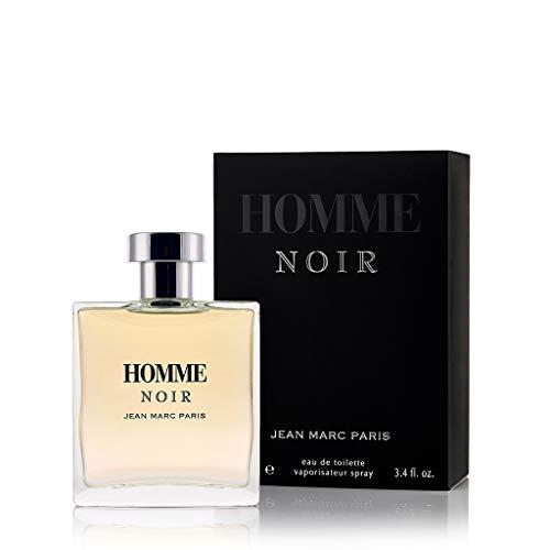 Jean Marc Paris Homme Noir Eau de Toilette Spray 100ml, Men's Cologne, 3.4 fl. oz.