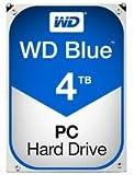 WD WD40EZRZ Blu Hard Disk Desktop da 4 TB, 5400 RPM, SATA 6 GB/s, 64 MB Cache,...