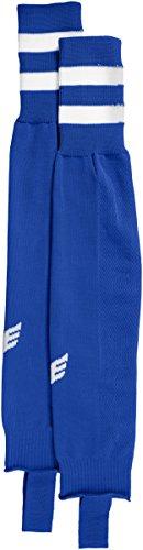 erima Fußball Streifenstutzen, Blau (New Royal/Weiß), 37-40 (Herstellergröße: 2)