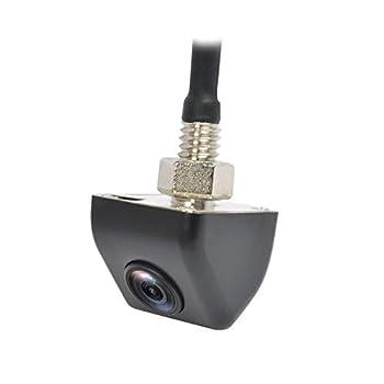 PARKVISION Backup/Front View Camera,IP68 Waterproof Great Night Vision HD Reverse Rear View Backup Camera,Universal Vehicle Backup Camera System for Cars Pickup Trucks SUVs RVs Vans