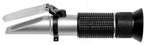Frostschutzprüfer Refraktometer Handrefraktometer Prüfer Prüfgerät Solar