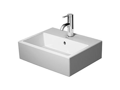 Duravit Handwaschbecken Vero Air 450mm geschliffen, weiß, WG, 07244500271