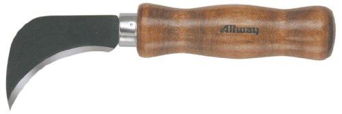 Allway Tools Linoleum Knife with Carbon Steel Blade
