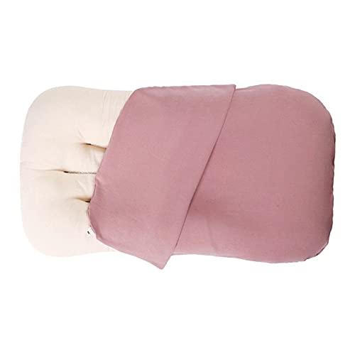 Jingmei Nido Reductor para Cuna Cama Nido para Bebé - 100% algodón Nido Bebe Recien Nacido Verano - Adecuado para Que los bebés descansen Boca Abajo. BesBet