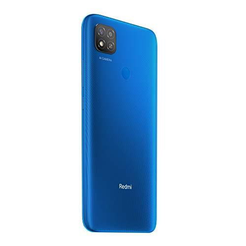 Redmi 9 (Sky Blue, 4GB RAM, 64GB Storage) | 3 Months No Cost EMI on BFL