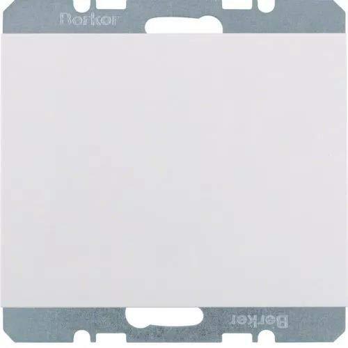 Hager K1 BERK Blindverschluss 10457009 polarweiss, 1 Stück