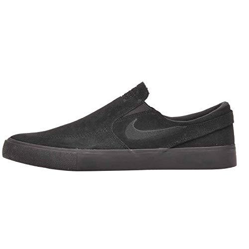 Nike SB Zoom Stefan Janoski Slip RM Black/Black-Black 8