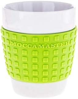 Moccamaster 300 ml bialy/målony keramisk mugg