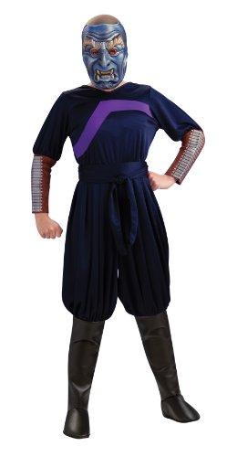Die Legende von Aang - Der blaue Geist Kinderkostüm - 8-10 Jahre