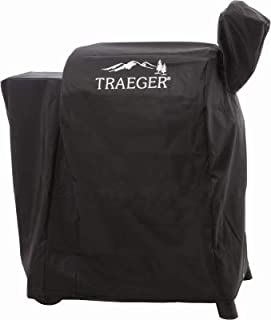 Traeger Grills BAC503 Pro 575/22 Series Full Length Grill Cover, Black