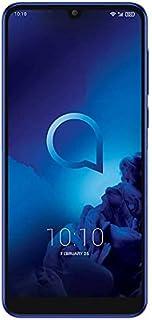 Alcatel 3 (2019) Dual-SIM 32GB ROM + 3GB RAM (GSM Only | No CDMA) Factory Unlocked 4G/LTE Smartphone (Blue) - Internationa...