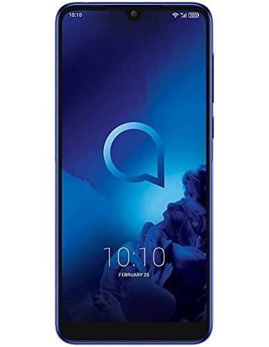 Alcatel 3 2019 5.9' 5053Y 4G LTE NFC UK Especificación Azul Púrpura 32GB 3GB RAM 13MP Octa Core