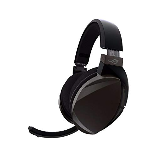 DHINGM PS4 Casque, Mobile Gaming Ordinateur de Bureau Casque, Casque de Jeu sans Fil, Jeux vidéo avec contrôle du Volume Flexible Microphone