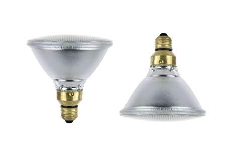 2Pack Par38-120V-70W (Flood, 90W Equivalent) Halogen Bulb Bright White 2900K 1300Lm