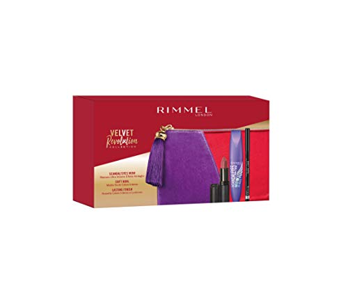 Rimmel London cadeauset Velvet Revolution Collection - 150 g