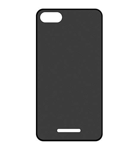 Sunrive Für XIAOMI MI 4C Hülle Silikon, Handyhülle matt Schutzhülle Etui 3D Hülle Backcover für XIAOMI MI 4C(W1 schwarz) MEHRWEG+Gratis Universal Eingabestift