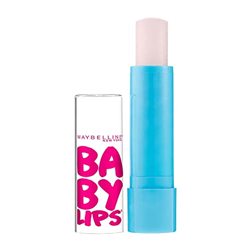 Maybelline Baby Lips Moisturizing Lip Balm Stick SPF 20, Quenched 0.15...