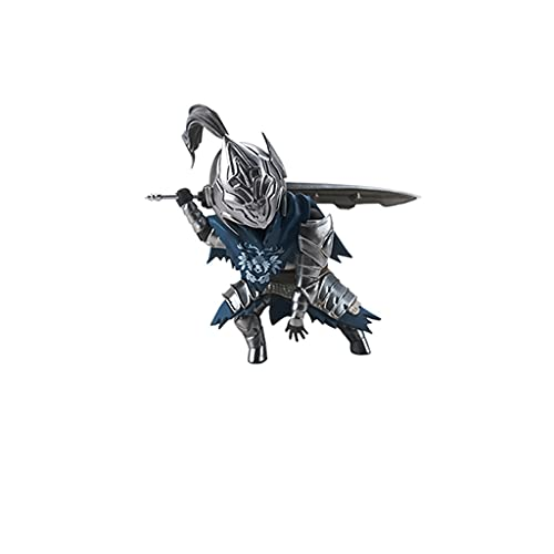 Dark Souls Figure Artorias Gashapon Nendoroid PVC Collection Model