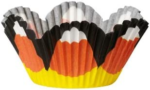 lowest price Wilton Petal gift Candy Corn 48-Pack Baking Mini Cup