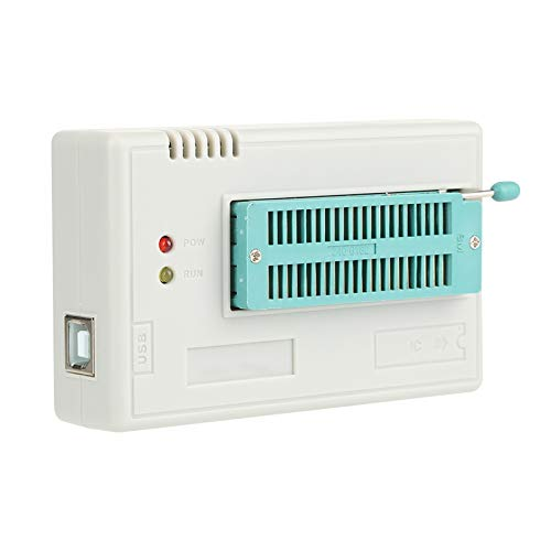 Programador universal USB bilingüe con 10 adaptadores para TL866II Plus EEPROM FLASH 8051 AVR MCU GAL PIC para serie y paralelo serie 40/44/48PIN