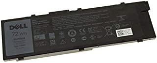 New Genuine Dell Precision 15 7510, 17 7710, 72WH 11.1V Battery 0GR5D3 GR5D3