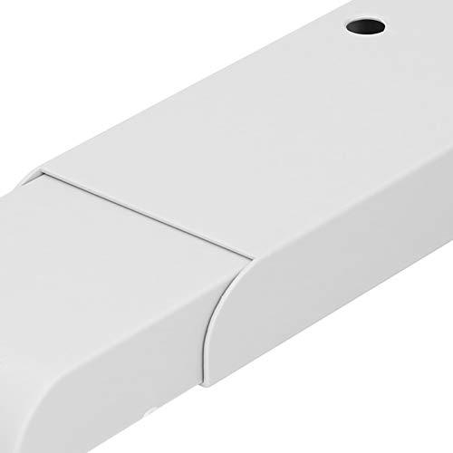 Caja de almacenamiento para cajones, adhesivo que no deja marcas Suministros de almacenamiento de oficina para bolígrafos Reglas Brújulas, pañuelos de papel, tijeras para teléfonos móviles