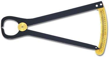 Einfaches Dickenmessgerät 0-15 mm