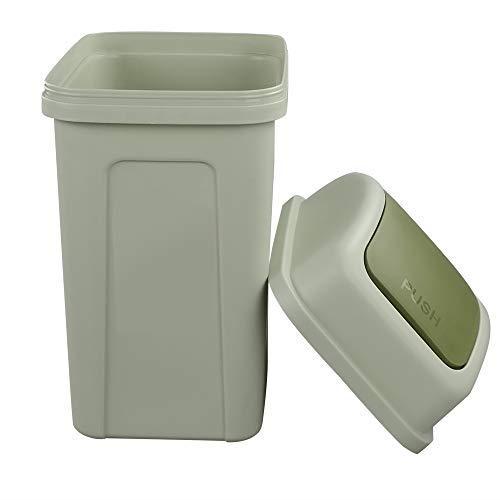 La Mejor Lista de Botes de plastico para basura comprados en linea. 3