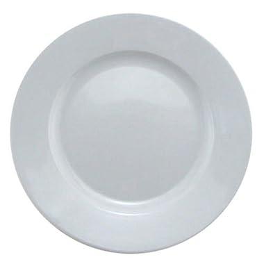 BIA Cordon Bleu Bistro Dinner Plates, Set of 4, White