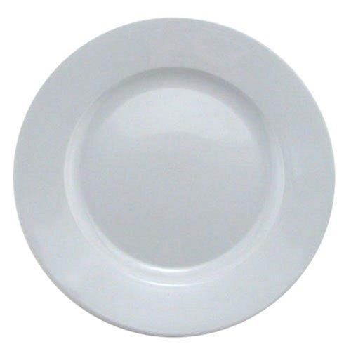 BIA Cordon Bleu Bistro Lot de 4 assiettes plates Blanc