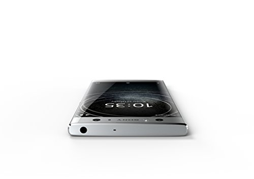 Sony Xperia XA2 Ultra Smartphone (15,2 cm (6 Zoll) Full HD Display, 32 GB Speicher, 4 GB RAM, Android 8.0) silber