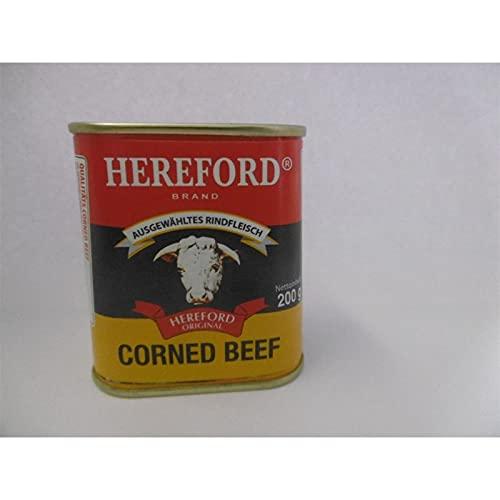 HEREFORD - Corned Beef 200G - Lot De 4