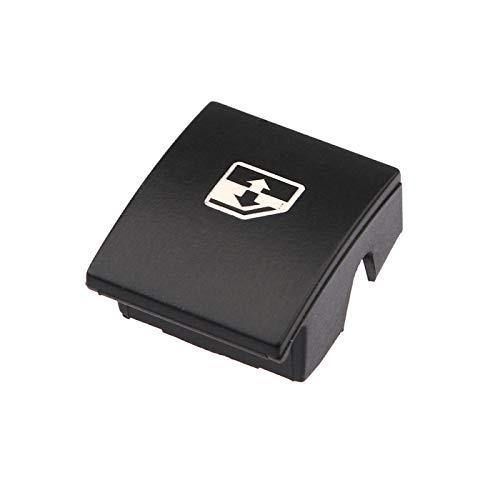 Lfldmj Tapa de la Cubierta del botón del Interruptor de la Ventana eléctrica, para el Interruptor 99 de la Ventana del Coche Opel Astra MK5 Zafira Tigra B