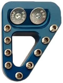 Wholesale Clean New color Speed Standard Brake Pedal Pad for 2017-20 250 KTM Blue SX