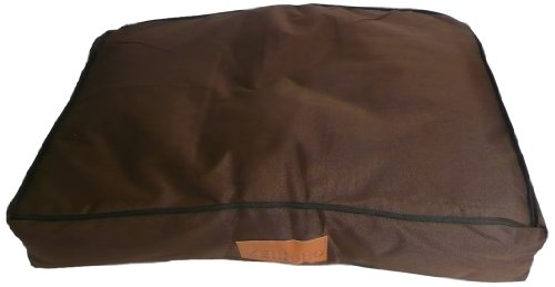 Ellie-Bo Waterproof cushion for dog special cage, 56 x 41cm, Brown