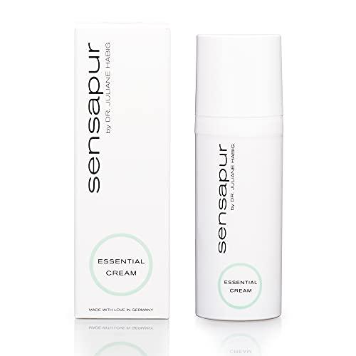 SENSAPUR Essential Cream Reichhaltige Anti-Aging Pflegecreme für trockene und trocken-sensible Haut 50ml