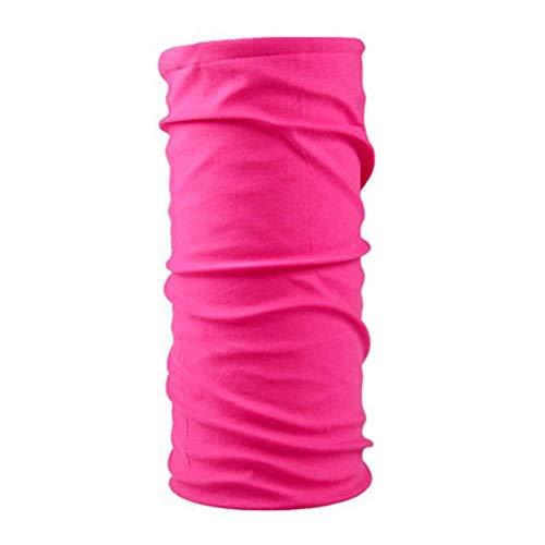 Moderne sjaal voor heren, herfst en winter, warm, casual, eenvoudige outdoor, casual, multifunctionele doek, motorfietslaken, fashion effen kleuren bandana