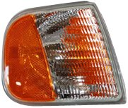 TYC 18-3371-61 Ford Front Passenger Side Replacement Parking/Signal Lamp Assembly