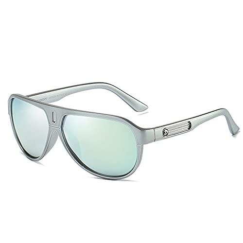 NBJSL Gafas de sol de aviador para hombres y mujeres - Protección Uv400 polarizada con estuche para gafas de sol exquisito