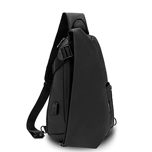 Crossbody Sling Backpack Fit 12″ Tablet  $19.59 (30% OFF Coupon)