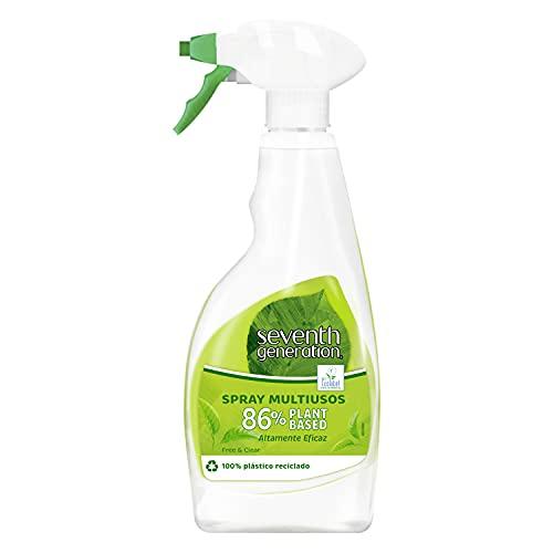 Seventh Generation Spray Limpiador Multiusos Free & Clear 500 ml - Pack de 3