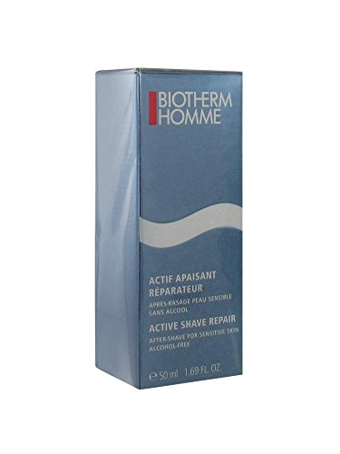 Biotherm Homme Active Shave Repair After-Shave Repair After-Shave for Sensitive Skin 50ml