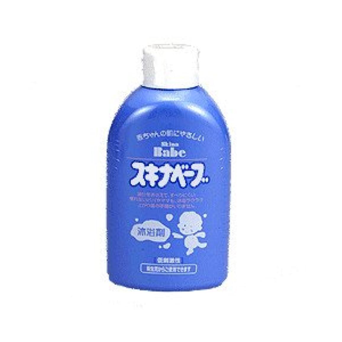 継承喉頭ニッケル(持田ヘルスケア)スキナベーブ 500ml(入浴剤)(医薬部外品)(お買い得3個セット)