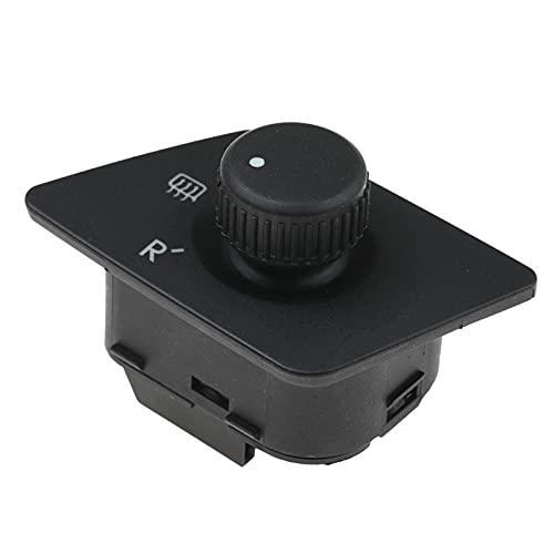 Interruptor de Espejo Lateral de Perilla de Ajuste de 10 Pines, para VW Polo 9N 2001-2010 6Q1959565D 6Q1959565
