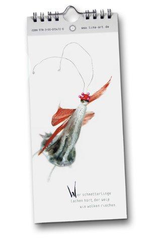 Postkarten-Buch Lina-art. 12 Spruchpostkarten DIN lang