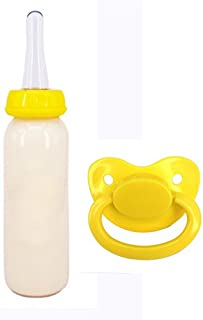 TEN@NIGHT Adult Baby Bottle with Adult Pacifier ABDL Love