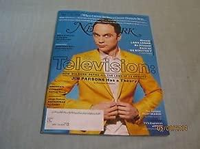 Jim Parsons (The Big Bang Theory), Lara Logan (60 Minutes), Gloria Vanderbilt - May 5-18, 2014 New York Magazine