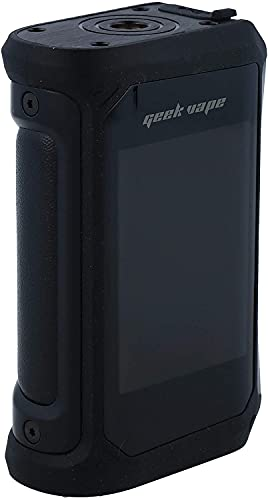 GeekVape Aegis X Box Mod 200 W, e-Zigarette - Akkuträger, stealth black