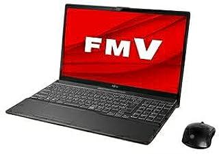富士通 ノートパソコン FMV LIFEBOOK AH53/D3 15.6インチ Core i7 SSD 512GB 8GBメモリ Microsoft Office 2019 Home & Business搭載 FMVA53D3BZ-K3O47...