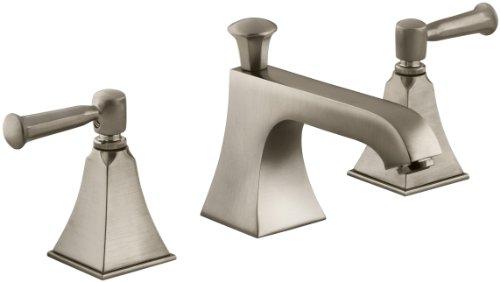 KOHLER WC-Armatur Memoirs mit schönem Design Vibrierte, gebürstete Bronze